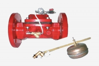 self acting float valves