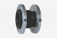 rubber expansion joints single or double sphere design