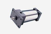 Linear hydraulic actuators for valves