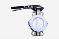 lined butterfly valves for corrosion service