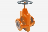 manual pinch valves